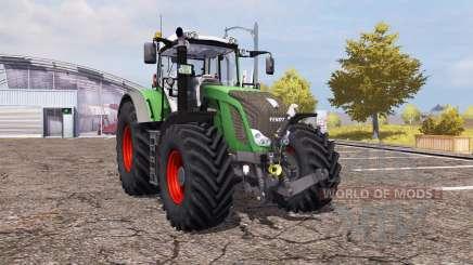 Fendt 828 Vario v3.0 для Farming Simulator 2013