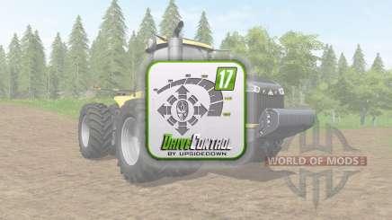 Drive control v4.02 для Farming Simulator 2017