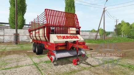 Krone Turbo 3500 v1.1 для Farming Simulator 2017