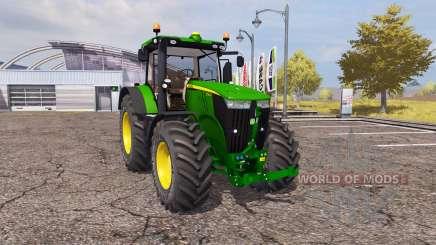 John Deere 7310R v2.0 для Farming Simulator 2013
