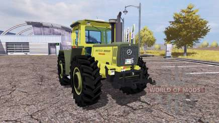 Mercedes-Benz Trac 1800 Intercooler v4.0 для Farming Simulator 2013