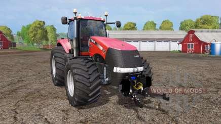 Case IH Magnum CVX 370 wide tires для Farming Simulator 2015