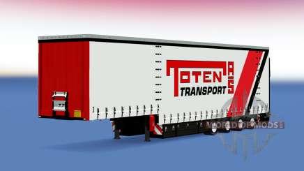 Krone Jumbo v8.3 для Euro Truck Simulator 2