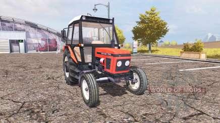 Zetor 7711 для Farming Simulator 2013