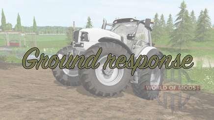 Ground response для Farming Simulator 2017