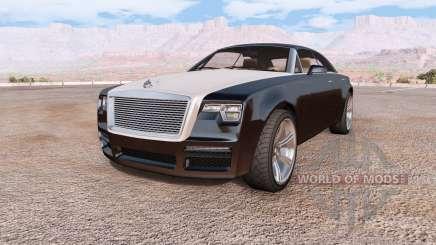 GTA V Enus Windsor Drop для BeamNG Drive