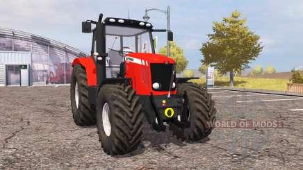 Massey Ferguson 5475 v2.3 для Farming Simulator 2013