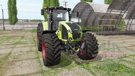 CLAAS Axion 940 для Farming Simulator 2017
