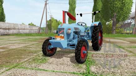 Eicher EM 300d 1965 для Farming Simulator 2017