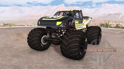 CRD Monster Truck v1.12 для BeamNG Drive