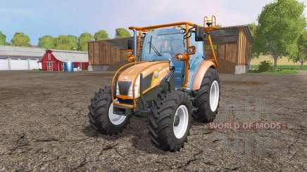 New Holland T4.75 forest для Farming Simulator 2015
