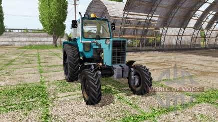 МТЗ 82 Беларус v2.2 для Farming Simulator 2017