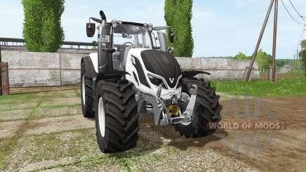 Valtra T214 v1.1 для Farming Simulator 2017