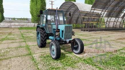 МТЗ 80 Беларус v1.2 для Farming Simulator 2017