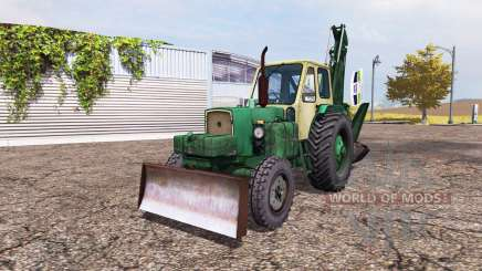 ЮМЗ 6Л v2.0 для Farming Simulator 2013