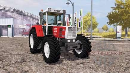Steyr 8150 Turbo для Farming Simulator 2013