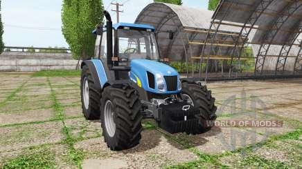 New Holland TL100A для Farming Simulator 2017