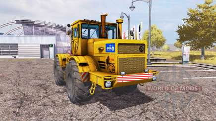 Кировец К 700А v3.1 для Farming Simulator 2013