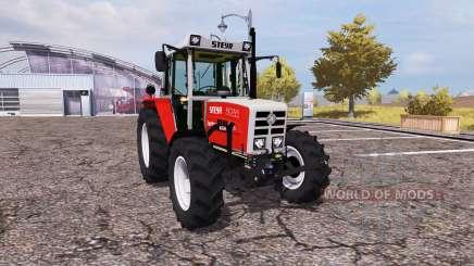 Steyr 8090 Turbo SK2 для Farming Simulator 2013