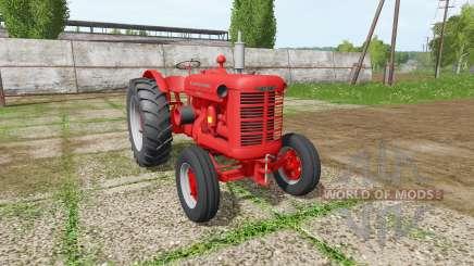 McCormick-Deering W-9 для Farming Simulator 2017