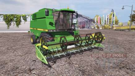 John Deere 2058 v1.1 для Farming Simulator 2013