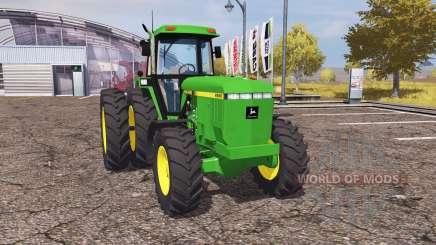 John Deere 4960 для Farming Simulator 2013