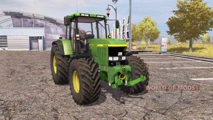 John Deere 7800 v3.0 для Farming Simulator 2013