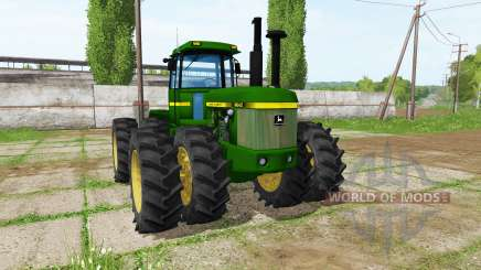 John Deere 8640 v2.0 для Farming Simulator 2017