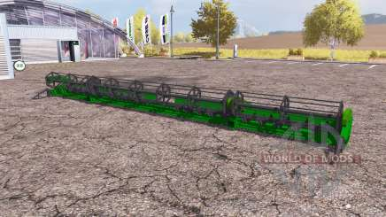 Deutz-Fahr 1320 WSR Pro v2.0 для Farming Simulator 2013