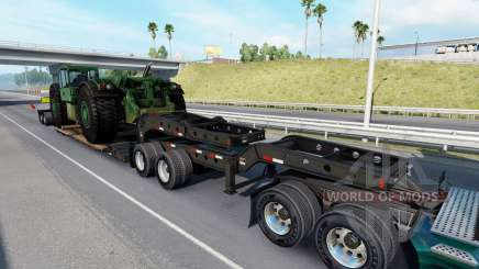 Fontaine Magnitude 55L Kalmar v1.1 для American Truck Simulator