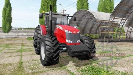 Massey Ferguson 8670 DynaVT для Farming Simulator 2017