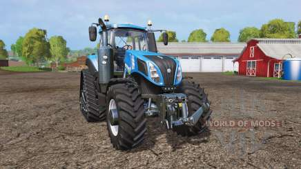 New Holland T8.435 SmartTrax для Farming Simulator 2015
