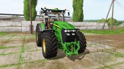 John Deere 7730 v2.2 для Farming Simulator 2017