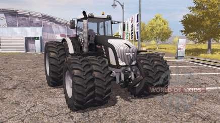Fendt 936 Vario twin wheels v4.2 для Farming Simulator 2013