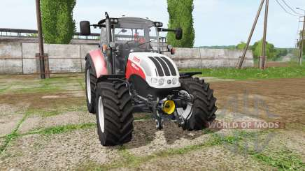 Steyr Multi 4095 v1.2 для Farming Simulator 2017