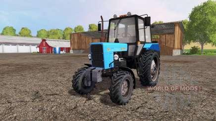 МТЗ 82.1 Беларус для Farming Simulator 2015