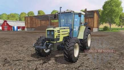 Hurlimann H488 Turbo Prestige для Farming Simulator 2015