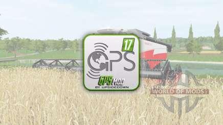 GPS v5.0 для Farming Simulator 2017