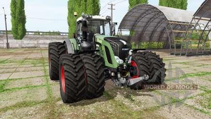 Fendt 924 Vario v3.7.6.9 для Farming Simulator 2017