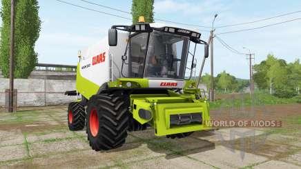 CLAAS Lexion 550 для Farming Simulator 2017