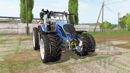Valtra N114 для Farming Simulator 2017
