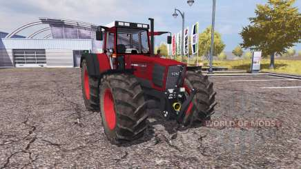Fendt Favorit 824 v3.0 для Farming Simulator 2013