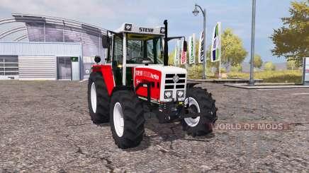 Steyr 8090 Turbo SK2 v2.0 для Farming Simulator 2013
