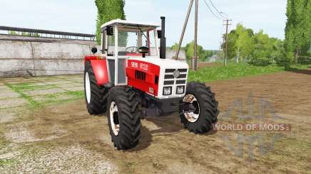 Steyr 8120 Turbo SK1 v2.0 для Farming Simulator 2017