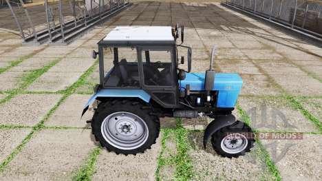 МТЗ 82.1 Беларус для Farming Simulator 2017
