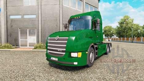 Урал 6464 v2.3 для Euro Truck Simulator 2