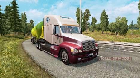 American truck traffic pack v1.4 для Euro Truck Simulator 2
