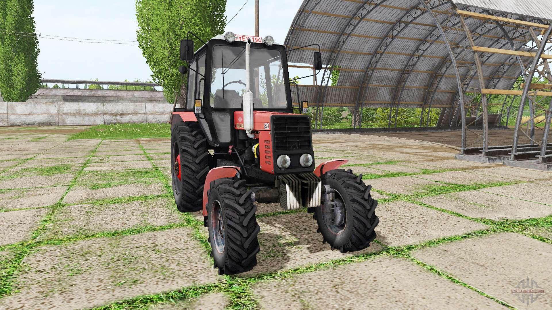 Беларус 82.1 | Трактор Беларус 82.1 Технические.