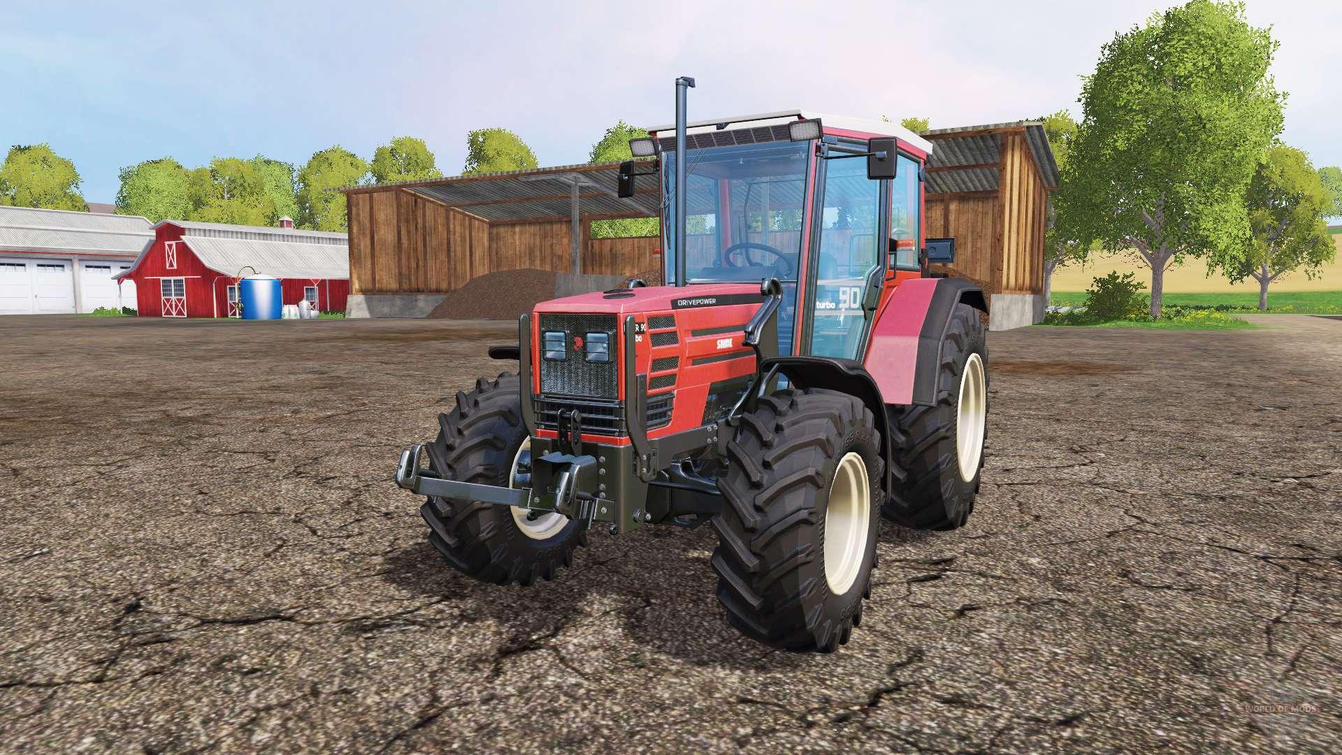Масштабная модель трактора Сталинец-65 Тракторы №5(1:43)