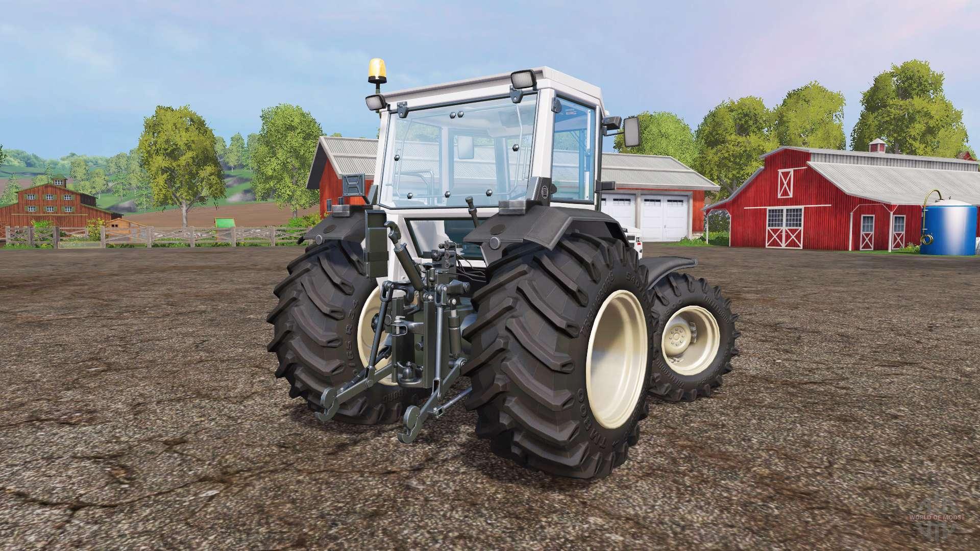 Радиоуправляемый трактор ДТ-75 от Hachette RC в масштабе 1.